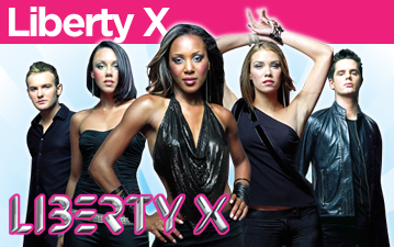 c91924351f Liberty X formed after auditioning for the ITV show  Popstars  in 2001.  They were quickly noticed by Richard Branson and were snapped up by his  record label ...